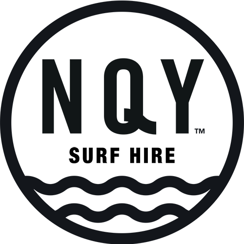 NQY Surf Hire Logo